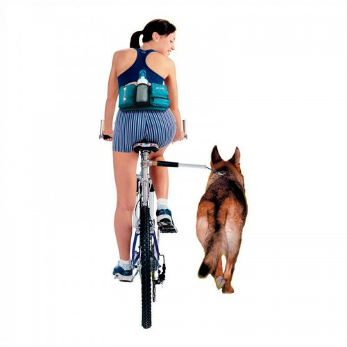 Hands-Free Dog Bicycle Exerciser Leash