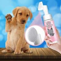 No Rinse Pet Paw Moisturizing Cleanser